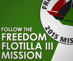 FreedommFlotilla 3 logo