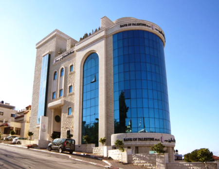 Bank of Palestine Ramallah'ssa