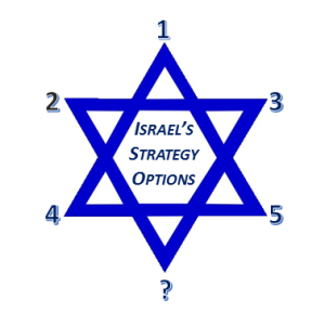 5 options for Israel